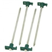 Coleman 10-In. Steel Tent Stakes