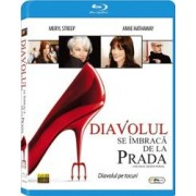 THE DEVIL WEARS PRADA BluRay 2006
