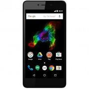 Archos 50 Platinum Smartphone débloqué 4G (Ecran: 5 pouces - 4 Go - Double SIM - Android) Noir