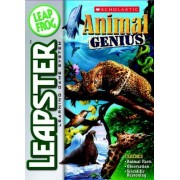 LeapFrog Leapster Learning Game Scholastic Animal Genius
