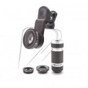 Kit Lentile Camera telefon 4in1 Forever SL-400 Blister
