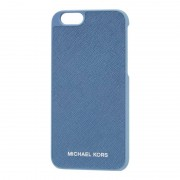 MICHAEL Michael Kors iPhone Cover mit Saffianoleder