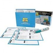 Educational Insights Hot Dots Learn-To-Solve Word Problems Card Set Grades 1-3