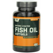 Optimum Nutrition Fish Oil Enteric-Coated 100 softgels
