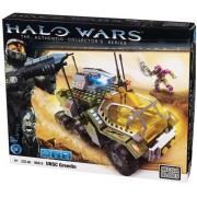 Mega Bloks 96818 - Halo Wars UNSC Gremlin [importado de Alemania]