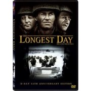 THE LONGEST DAY DVD 1962