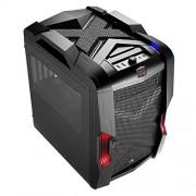Boîtier PC Strike-X Cube noir uATX ATX 4