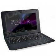 """""""LZ1001 10"""""""" Android 4.2 Netbook w/ RJ45 / Wi-Fi / Camera / Bluetooth / Wi-Fi - Black"""""""