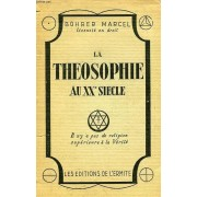 La Theosophie Au Xxe Siecle