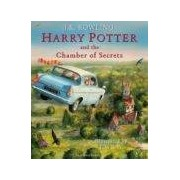 Rowling J.k. Harry Potter And The Chamber Of Secrets (illustrated By Jim Kay)