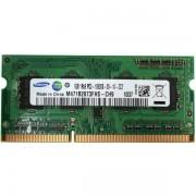 RAM PC Portable SODIMM DDR3-1333 MHz Samsung 1GB PC3-10600S CL9 M471B2873FHS-CH9