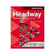 New Headway 4th Edition Elementary: Workbook without Key & iChecker CD Pack