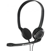 Sennheiser PC 8 Over-Ear USB VOIP Headphone with Mic (Black)