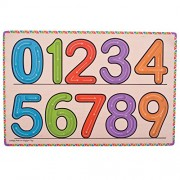 Bigjigs Toys Learn To Write Numbers Toy