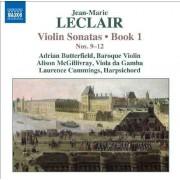 J.M. Leclair - Violin Sonatas Book 1 (0747313089079) (1 CD)