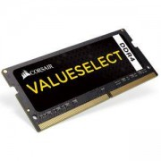 Памет Corsair DDR4, 2133MHZ 16GB (1 x 16GB) 260 SODIMM 1.20V, Unbuffered, 15-15-15-36, Intel 6th Generation Core Processors, CMSO16GX4M1A2133C15