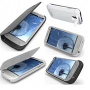 Baterie Externa tip Husa Samsung Galaxy S4 i9500