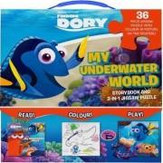 Disney Pixar Finding Dory My Underwater World by Parragon Books Ltd
