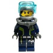 Agent Chase (Scuba) - LEGO Agents Minifigure