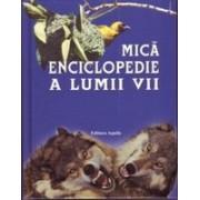 Mica enciclopedie a lumii vii.