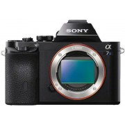 Aparat Foto Mirrorles Sony Alpha 7S, Body, 12.2 MP, Filmare Full HD (Negru)