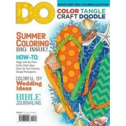 Color, Tangle, Craft, Doodle (#2) by Editors of Do Magazine