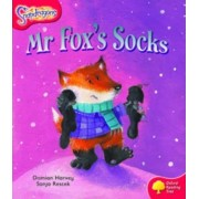Oxford Reading Tree: Level 4: Snapdragons: Mr Fox's Socks by Damian Harvey