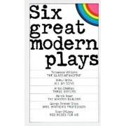 Six Great Modern Plays by Anton Chekhov