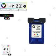Inkpower Generic for HP 22XL for use with HP