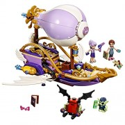 LEGO Elves Aira's Airship & The Amulet Chase 41184 Building Kit (343 Pieces)