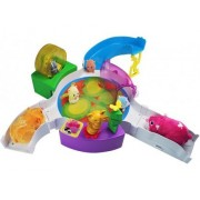Zhu Zhu Babies Playset TinyTot Baby Gym Hamster Babies Not Included!