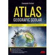 Atlas geografic scolar ed.4 - Constantin Furtuna