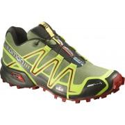Salomon Speedcross 3 CS Scarpe da corsa Uomini giallo/nero 42 Scarpe da trail running