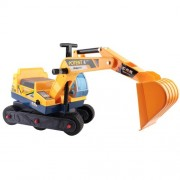 Kids Ride On Excavator Yellow
