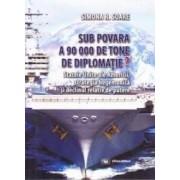 Sub povara a 90000 de tone de diplomatie - Simona R. Soare