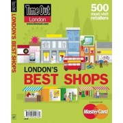 Time Out London's Best Shops by Time Out Editors