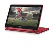 Dell Inspiron 11 3169 11.6-inch Laptop (Core m3-6Y30/4GB/500GB/Windows 10 Home/Integrated Graphics), Red