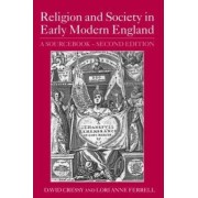 Religion and Society in Early Modern England by David Cressy