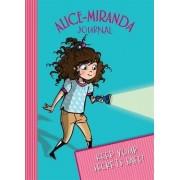 2016 Alice-Miranda Journal with Lock and Key by Jacqueline Harvey