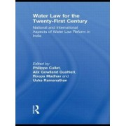 Water Law for the Twenty-First Century by Philippe Cullet