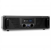 "Skytec Pa-1000 Watt DJ ПА Усилвател 19"" подходящ за монтиране в шкаф - Черен (Sky-172.035)"