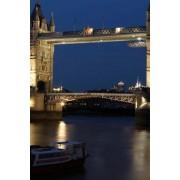 Tower Bridge Journal: Blank 200 Page Journal