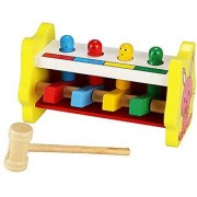Arshiner Wooden Toys Pound & Tap Bench