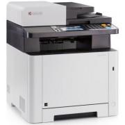 Multifunctional Kyocera ECOSYS M5526cdn, laser color, Fax, A4, 26 ppm, Duplex, ADF, Retea + Jucarie Fidget Spinner OEM, plastic (Albastru)