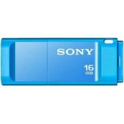 Stick USB Sony USM16GXL, 16GB, USB 3.0 (Albastru)