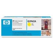 HP Original HP Color Laserjet Toner Q3962A yellow - Neu & OVP