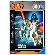 Ravensburger puzzle star wars, ep. VI, 500 piese