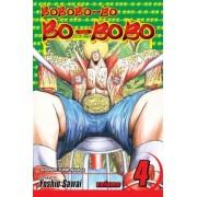 Bobobo-Bo Bo-Bobo, Vol. 4 (SJ Edition) by Yoshio Sawai