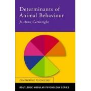 Determinants of Animal Behaviour by Jo-Anne Cartwright