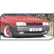 Paupiere de phare VW POLO II 2F ABS